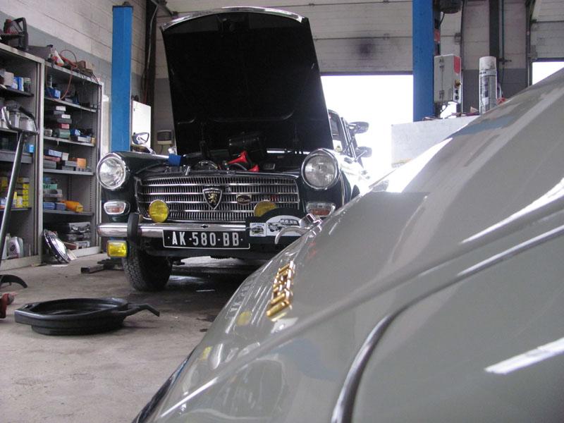 [62] Garage Barbieux à Laventie JB16