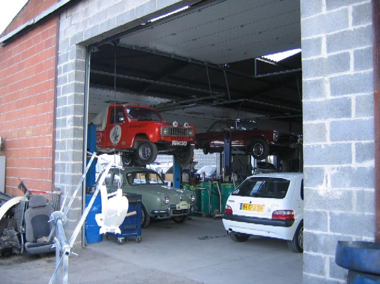 [62] Garage Barbieux à Laventie JB5