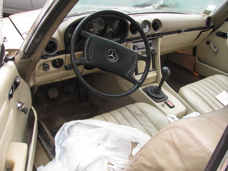[62] Garage Barbieux à Laventie Mercedes350SLC03
